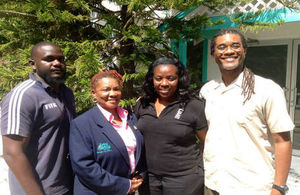 Members of the TCI Organising Committee.