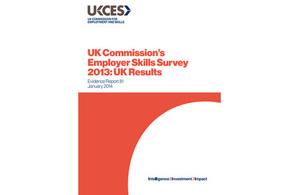 Employer Skills Survey cover