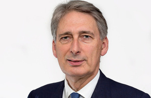 Philip Hammond (library image) [Picture: Crown copyright]