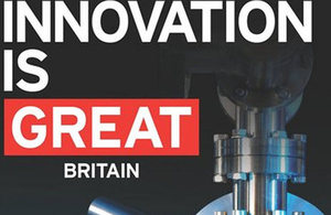Innovation is GREAT Britain.