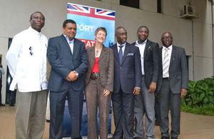 British High Commission-Accra