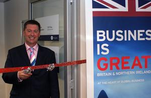 HE Paul Madden opens VAC in Sydney