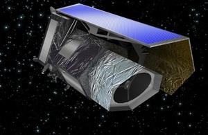 Euclid spacecraft.