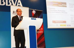 Expertos internacionales analizan planes nacionales de empresa y derechos humanos