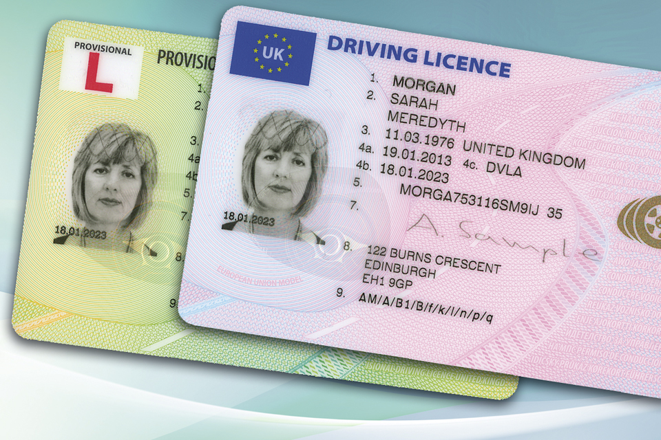 Provisional Driving Licence - Your First Step To Driving