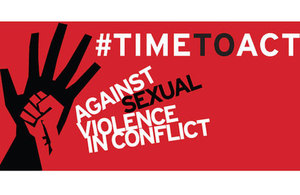 End Sexual Violence in Conflict Global Summit