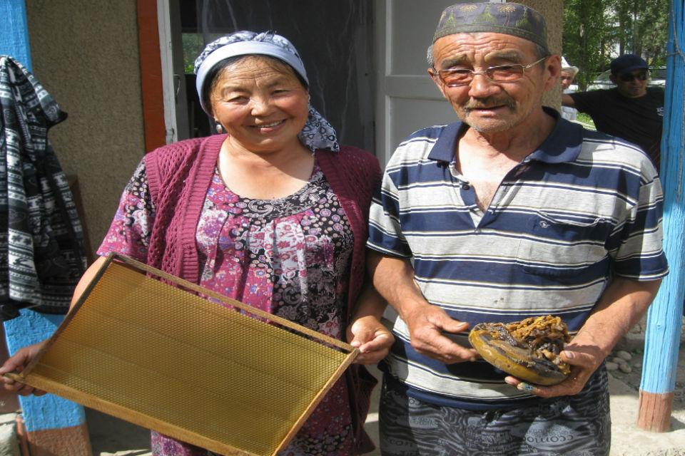 Kyrgyz Beekeepers