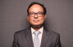 Embajador Anwar Choudhury asumirá cargo en agosto de 2014.