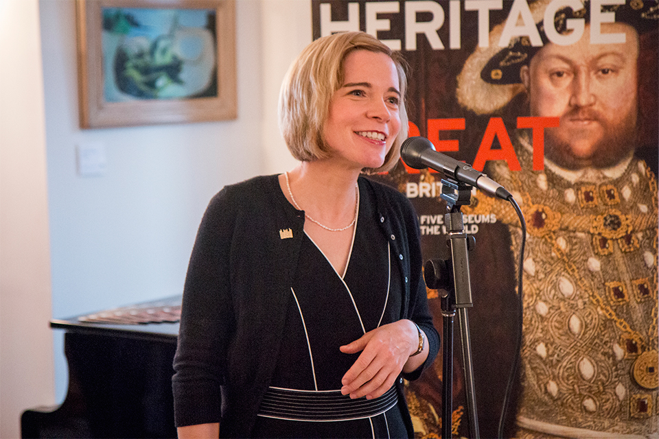 Lucy Worsley discusses society's fascination with murder and its origins in the 19th century.