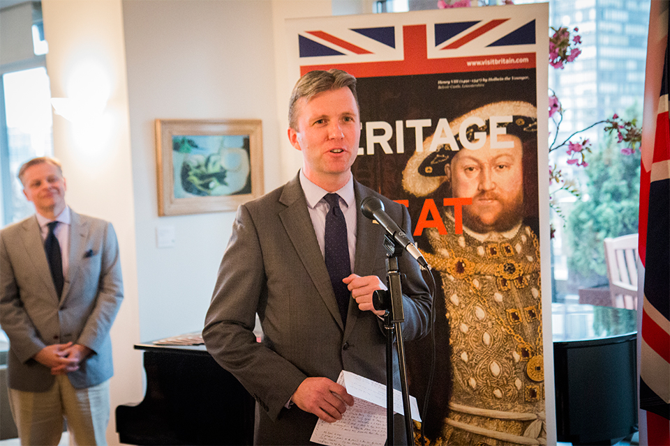Chris Martin talks about HRP's latest initiatives.