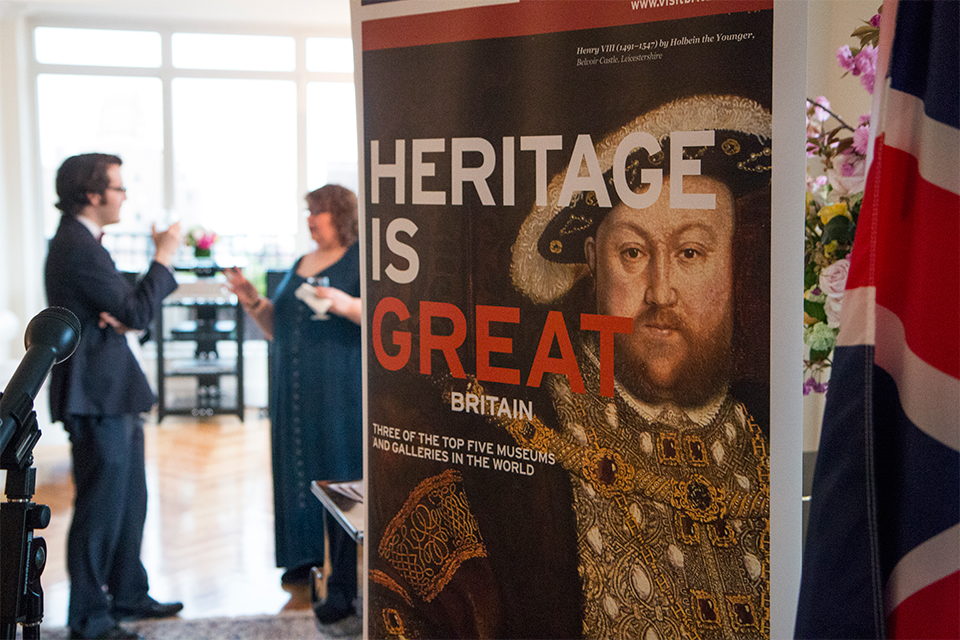 Heritage is GREAT Britain
