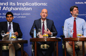 Public lecture on Afghanistan