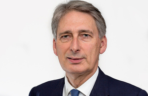 Defence Secretary Philip Hammond [Picture: Crown copyright]