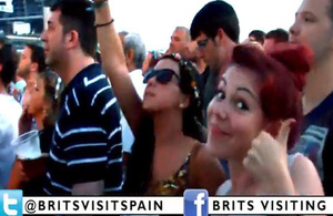 Enjoy Benicassim festival & be #travelaware