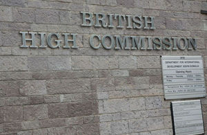 British High Commission, Nairobi