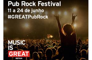 #GREATPubRock Festival