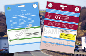 Dvla Encourages Motorists To Get A Red Vehicle Registration