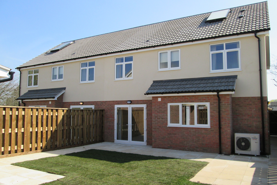 Essex Soldiers And Their Families Get New Homes News