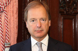 The Rt Hon Hugo Swire MP