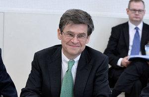 UK Permanent Representative to NATO Sir Adam Thomson