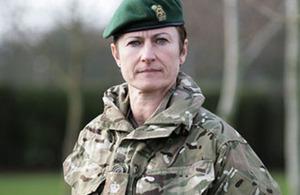 Brigadier Nicky Moffat