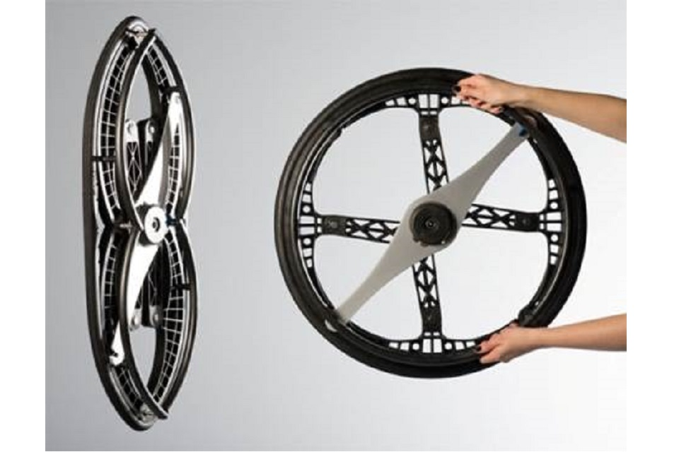 17TH Design Morph Wheel