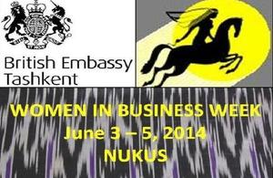 Women in Business Week starts in Nukus
