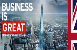UKTI has a presence in over 100 markets.