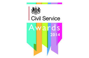 Civil Service Awards logo