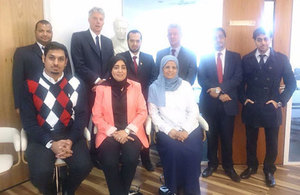 Bahraini non governmental organisations visits the UK