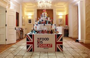 女王陛下誕生祝賀パーティー