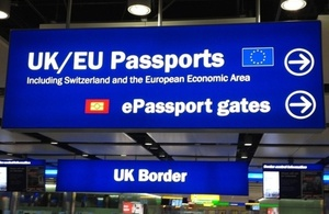 UK Border, Heathrow