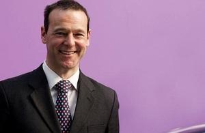 Botschafter Simon McDonald