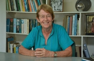 Elizabeth Moir Tenduf-La, MBE