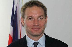 Ambassador Neil Wigan