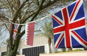 Britain and Qatar