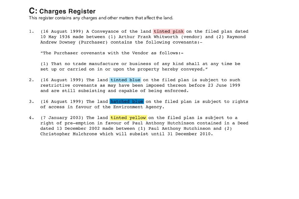 Example 1: corresponding register entries (image 2)