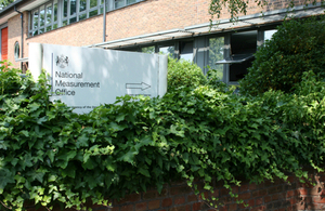 picture of NMO sign outside NMO building