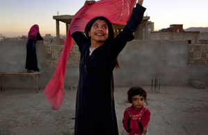Nujood was married when she was only 10 years old, to a man 20 years older than her. She is now divorced. Her story turned her into an international heroine for women's rights. Picture: Stephanie Sinclair / VII / TooYoungToWed.org