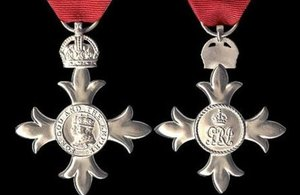 Member of the Most Excellent Order of the British Empire Medal