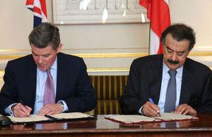 UK Kuwait Joint Steering Group