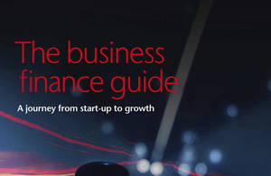 Cover of new Finance Guide