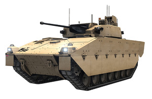 General Dynamics' ASCOD SV armoured fighting vehicle