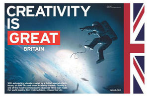 Creativity is Great poster
