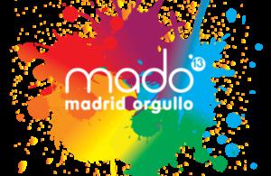 Gay Pride Madrid logo