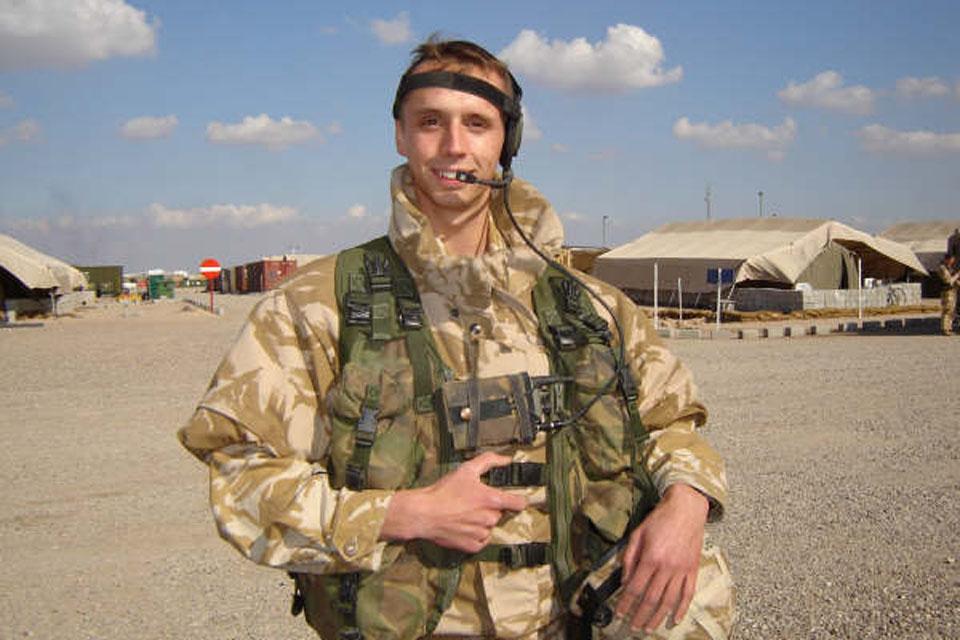 Lance Corporal Marc Munro