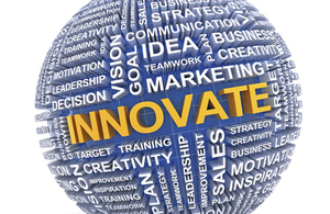 Innovation graphic: iStock ©ymgerman