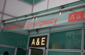 The Dudley Group is taking too long to see patients in A&E