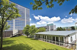DVLA building