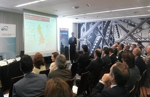 UKTI Promotes Supply Chain Opportunities in the Automotive and Aerospace Sectors between the UK and Portugal